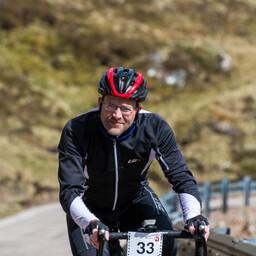 Photo of John DAVIDSON at Bealach Mor