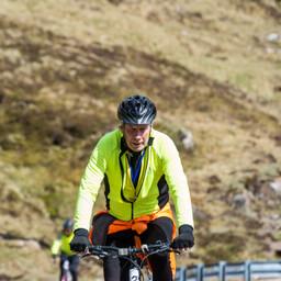 Photo of Niall MCTEAGUE at Bealach Mor