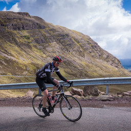 Photo of Jonny PORTEOUS at Bealach Mor