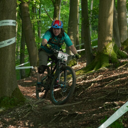 Photo of Chris KIMBERLEY at Queen Elizabeth Country Park