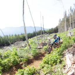 Photo of Ashley WICKS at Fraser Valley, BC