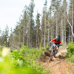 Photo of Evan POWELL at Fraser Valley, BC