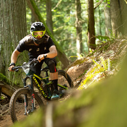 Photo of Mike HENDERSON at Fraser Valley, BC