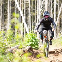 Photo of Kieran EVANS at Fraser Valley, BC