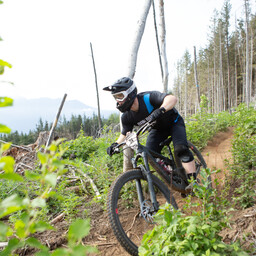 Photo of Evan BLACKWELL at Fraser Valley, BC