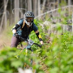 Photo of Ingrid LAROUCHE at Fraser Valley, BC