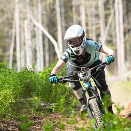 Photo of Dana WACKER at Fraser Valley, BC