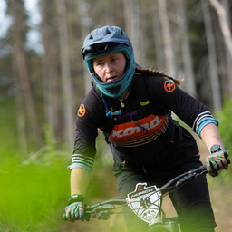 Photo of Hannah BERGEMANN at Fraser Valley, BC
