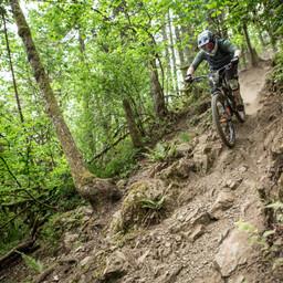 Photo of Dean RUNGE at Fraser Valley, BC