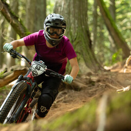 Photo of Julia LONG at Fraser Valley, BC