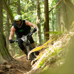 Photo of Aaron DOBIE at Fraser Valley, BC