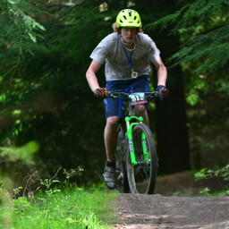 Photo of Alan ROBSON (1) at Hamsterley