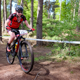 Photo of Amy DRYSDALE at Cannock Chase