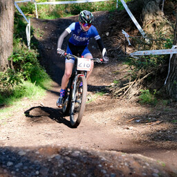 Photo of Otto CHILTON at Cannock Chase