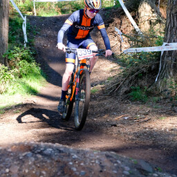 Photo of Nathan CRACKNELL at Cannock Chase