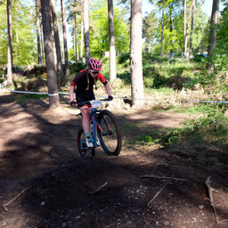 Photo of Rosie ANDREWS at Cannock Chase