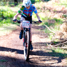 Photo of Daniel BUTLER at Cannock Chase