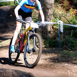 Photo of Aine DOHERTY at Cannock Chase