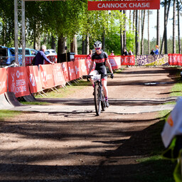 Photo of Emily CARRICK-ANDERSON at Cannock Chase