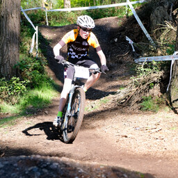 Photo of Evan MCKENZIE at Cannock Chase