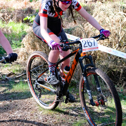Photo of Abigail MILLER at Cannock Chase