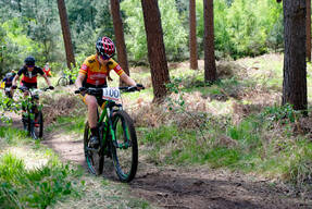 Photo of Amy CANTELO at Cannock Chase
