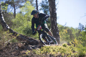 Photo of Mikkel GRAM-HANSEN at Himmelbjerget