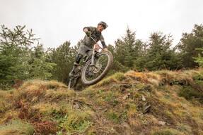 Photo of Gareth BINKS at Innerleithen