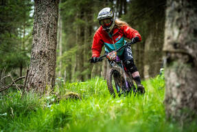 Photo of Claudia FORBES-WALKER at Innerleithen
