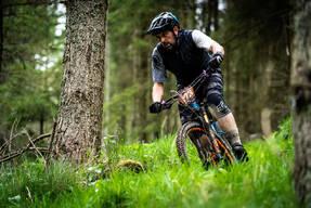 Photo of Matt GARSIDE at Innerleithen