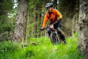 Photo of Fiona BERRY at Innerleithen