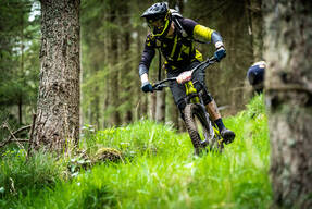 Photo of Marc HOWE at Innerleithen