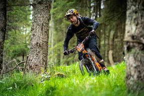Photo of Adam CROWTHER at Innerleithen