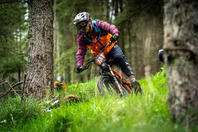 Photo of Ethan KING at Innerleithen