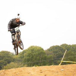 Photo of Phil SILVESTER at Crowborough (The Bull Track)