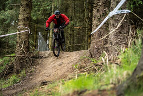 Photo of Angus GRINDLAY at Innerleithen