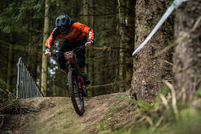 Photo of Daniel EASSON at Innerleithen