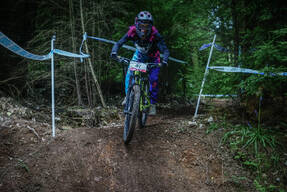 Photo of Dominique GORST at Ashcombe