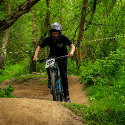 Photo of Nathan DIWELL-WILSON at Crowborough (The Bull Track)