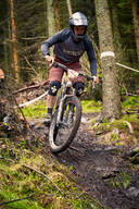 Photo of Scott WOOLLEY at Innerleithen