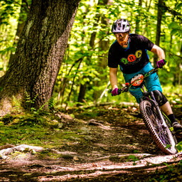 Photo of Dan MCCORMACK (mas) at Glen Park, PA