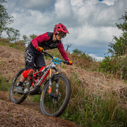 Photo of Damien LEDGERWOOD at Boltby