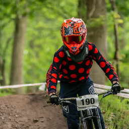 Photo of Tommy WALKER at Forest of Dean