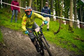 Photo of Graeme MCCART at Innerleithen