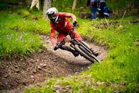Photo of Ross ENNIS at Innerleithen