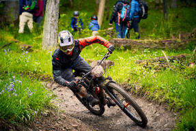 Photo of Tommi IVALO at Innerleithen