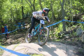 Photo of Rachel PAGEAU at Mountain Creek, NJ