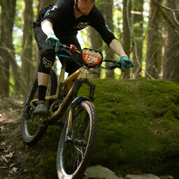 Photo of Michael ROCHE at Glen Park, PA