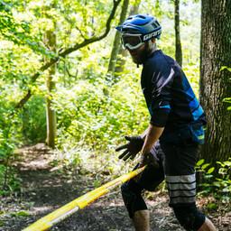 Photo of Michael TAYLOR at Glen Park, PA