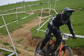 Photo of Lewis WEBBER at Berwyn